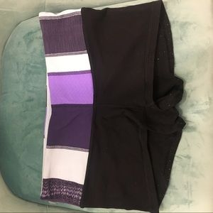 Lululemon Reversable Shorts